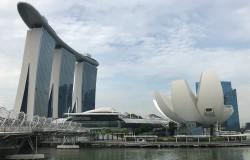 シンガポール建築−1