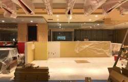 にしき堂広島駅店現場