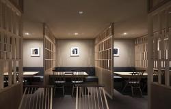 レストラン「Tajima」人気店舗デザインWEB版掲載